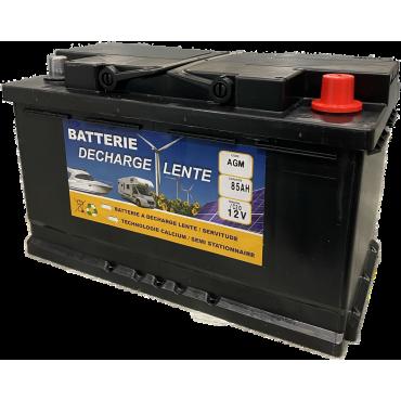 SEPTRIUM MEGA 85 AGM - Batterie Bateau