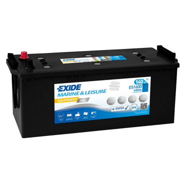 EXIDE GEL ES1600- Batterie Camping Car