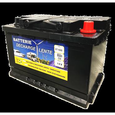 SEPTRIUM ST1500 - Batterie Camping Car