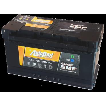 Autopart 610-530 - Batterie Camping Car