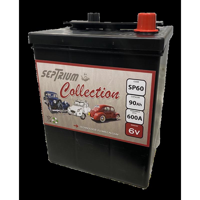Septrium SP60 Batteries selection