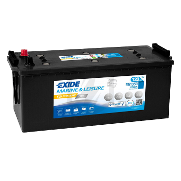 EXIDE GEL ES1350 Camping car
