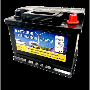 SEPTRIUM ST1000 - Batterie Bateau