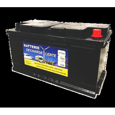 SEPTRIUM ST2500 - Batterie Bateau