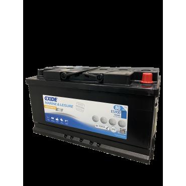 EXIDE GEL ES900 - Batterie Bateau