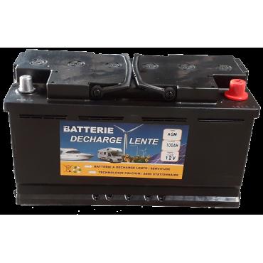 SEPTRIUM MEGA 100 AGM - Batterie Bateau